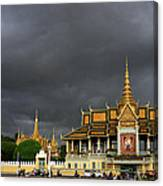 Royal Palace Cambodia Canvas Print