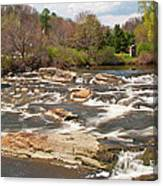 Royal River 0161 Canvas Print