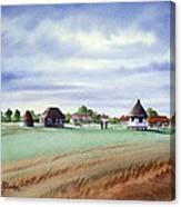 Royal Saint George's Golf Course Canvas Print