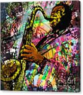 Royal Sonesta Jazz Playhouse Canvas Print