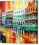 Royal Sonesta New Orleans Canvas Print
