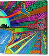 Royce Canvas Print