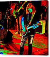 Rrb #17 Enhanced In Cosmicolors Canvas Print