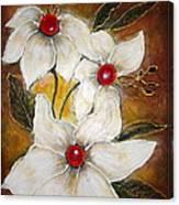 Rubies Canvas Print