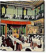 Ruby Foo Den Chinese Restaurant In New York City Canvas Print