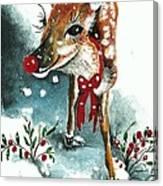 Rudolf Canvas Print