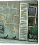 Rue Cler Canvas Print