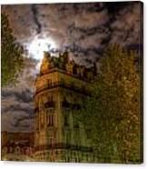 Rue George V Canvas Print