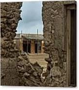 Ruins Of Al Hamra Canvas Print