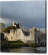 Ruins Of Desmond Castle Canvas Print