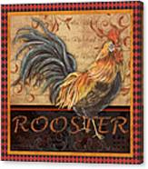 Ruler Of The Roost-1 Canvas Print