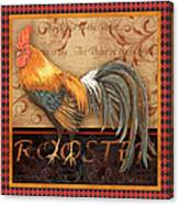 Ruler Of The Roost-4 Canvas Print
