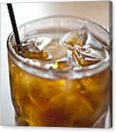 Rum And Coke Canvas Print