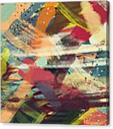 Rumble Canvas Print