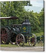 Rumely Mom And Son Canvas Print