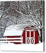 Rural Living Canvas Print