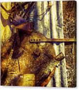 Rural Patina Canvas Print