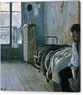 Rusi�ol I Prats, Santiago 1861-1931. My Canvas Print