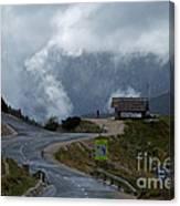 Russian Road - Slovenia Canvas Print