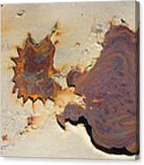 Rust #1 Canvas Print