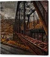Rusted Bridge Canvas Print