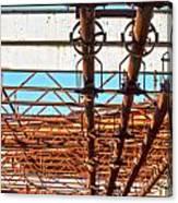 Rusted Dreams Canvas Print