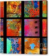 Rusted Glory Showcase Canvas Print