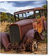 Rusted Respite Canvas Print