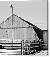 Rustic Barn 2 - 2 Canvas Print
