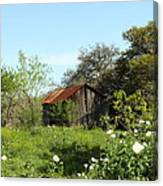 Rustic Barn Canvas Print