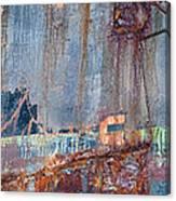 Rustic Hull 2 Canvas Print
