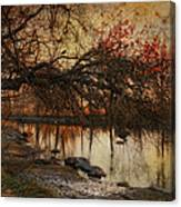 Rustic Retreat Canvas Print