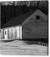 Rustic Shack 2 Canvas Print
