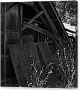 Rustic Shed 4 Canvas Print