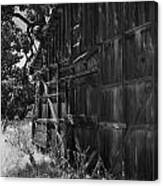 Rustic Shed 6 Canvas Print
