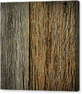 Rustic Wood Background Canvas Print