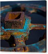 Rusty 1 Canvas Print