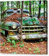 Rusty Caddy 4 Canvas Print