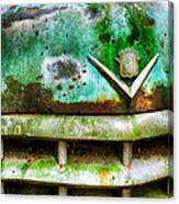 Rusty Caddy Canvas Print