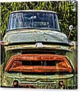 Rusty Lip  Canvas Print