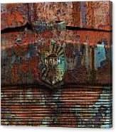 Rusty Nash Canvas Print
