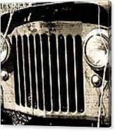 Rusty Relic - The Forgotten 02 Canvas Print