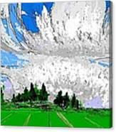 Ruta 3 Canvas Print