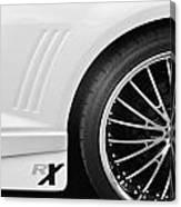 Rx Camaro Canvas Print