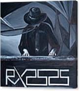 Rx2525 Canvas Print