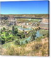 Ryan Dam State Park Canvas Print