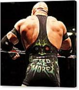 Ryback Feed Me More Canvas Print