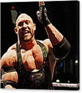 Ryback Victory Canvas Print