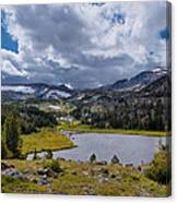 Rydberg Lake Canvas Print