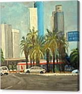 Sabidor Tel Aviv  Canvas Print
